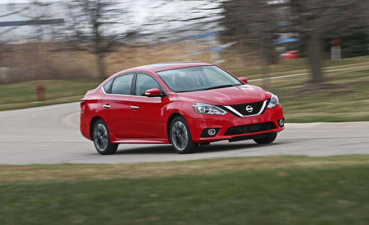 2017 Nissan Sentra NISMO First Drive | Reviews | Car and ...