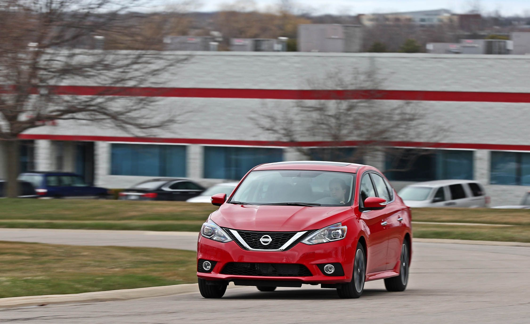 Nissan Sentra Reviews Price Photos And Specs Car 1997 Gxe Manual Driver