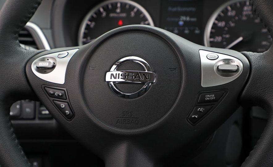 2018 Nissan Sentra SR Turbo - Slide 38