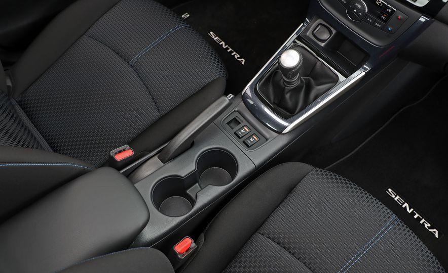 2018 Nissan Sentra SR Turbo - Slide 47