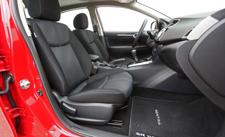 2018 Nissan Sentra SR Turbo - Slide 52