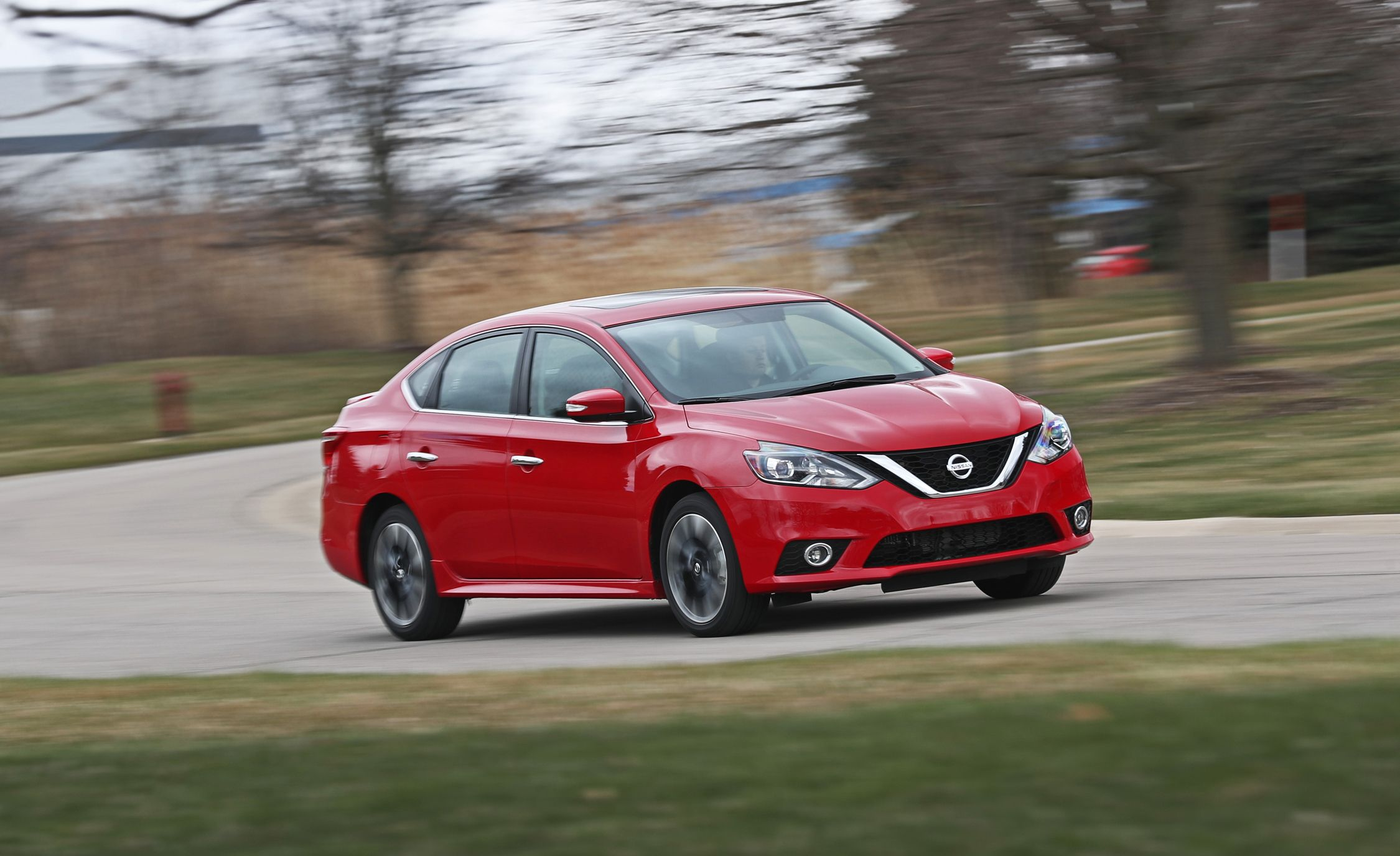 2019 Nissan Sentra Reviews | Nissan Sentra Price, Photos, and Specs | Car  and Driver