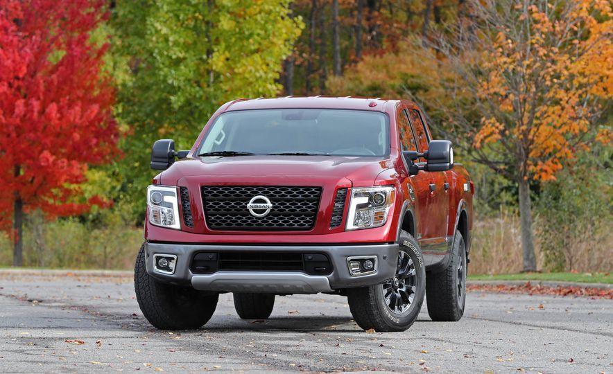 Titan Overheating Transmission Source · Nissan Titan Reviews Nissan Titan  Price Photos And Specs Car