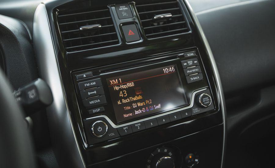 Audio and Infotainment