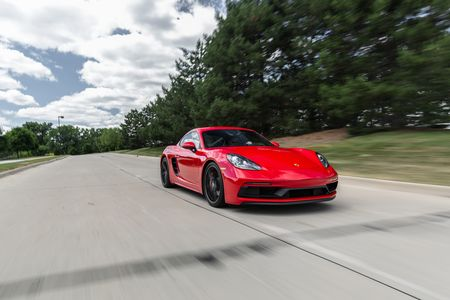 2018 Porsche 718 Boxster GTS and Cayman GTS Aren't Quicker Than the S Models