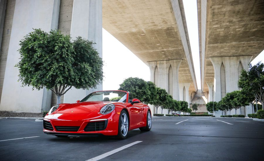 Porsche Wants You to Rent Its Cars