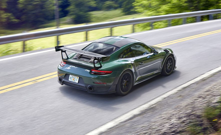 2018 Porsche 911 GT2 RS and 2019 Chevrolet Corvette ZR1 - Slide 22
