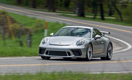2018 Porsche 911 GT3 Manual - Instrumented Test - Gallery