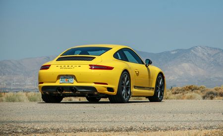 See the 2018 Porsche 911 Carrera T Inside and Out
