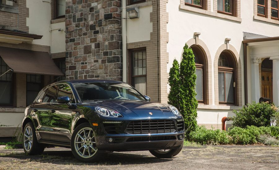 2018 Porsche Macan Video Review Car And Driver