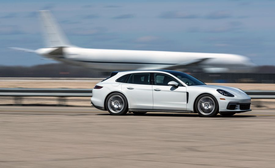 2018 Porsche Panamera 4 And 4s Sport Turismo Bring Excellence Without Relevance