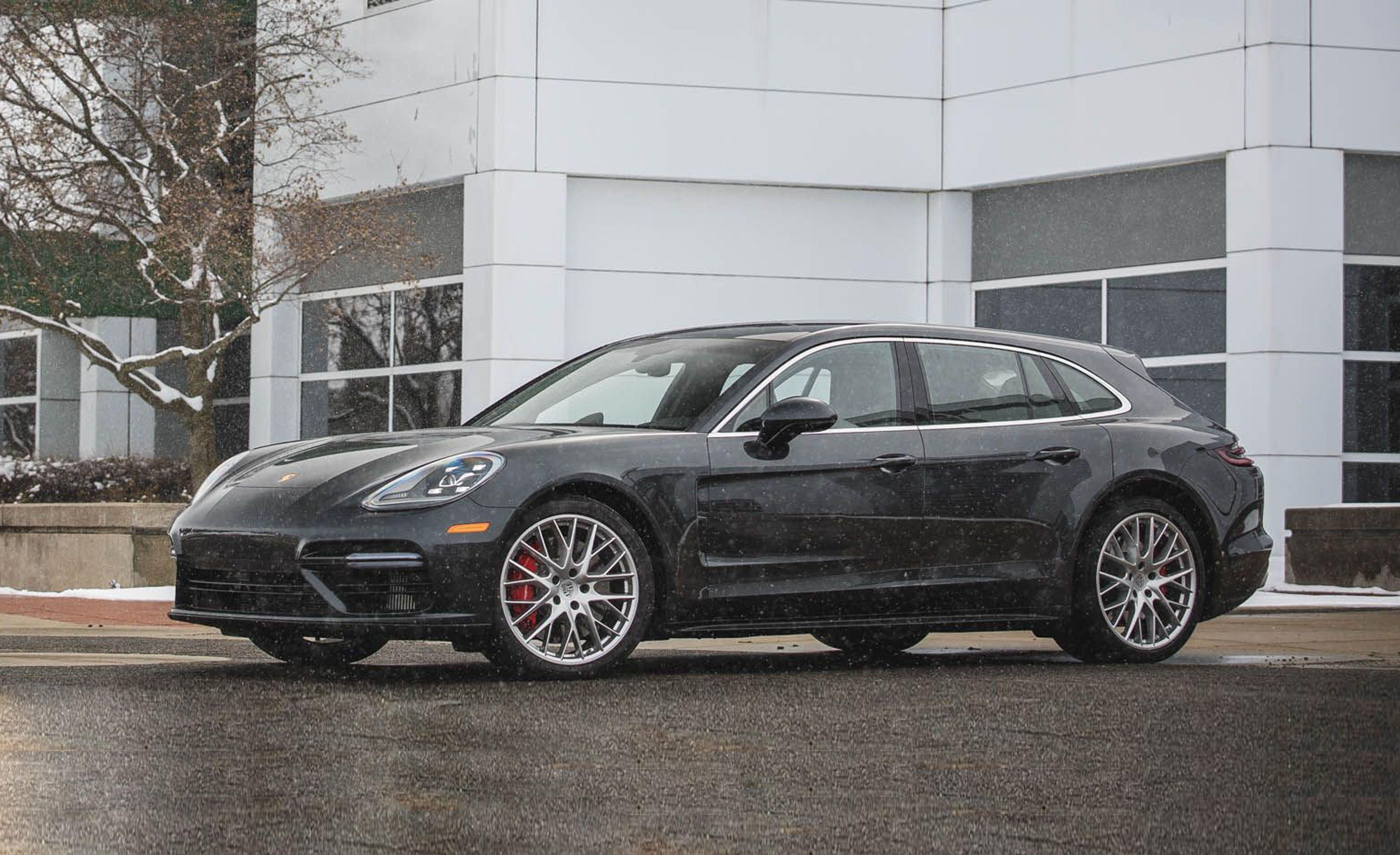 2019 Porsche Panamera Sport Turismo Reviews | Porsche Panamera Sport Turismo Price, Photos, and Specs | Car and Driver