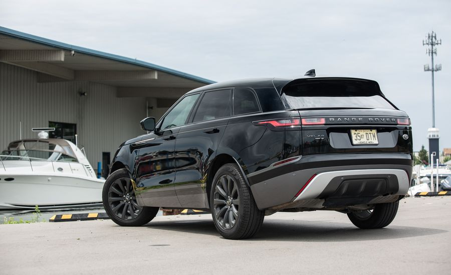 Our Range Rover Velar Is One Dapper Chap after More Than 15,000 Miles