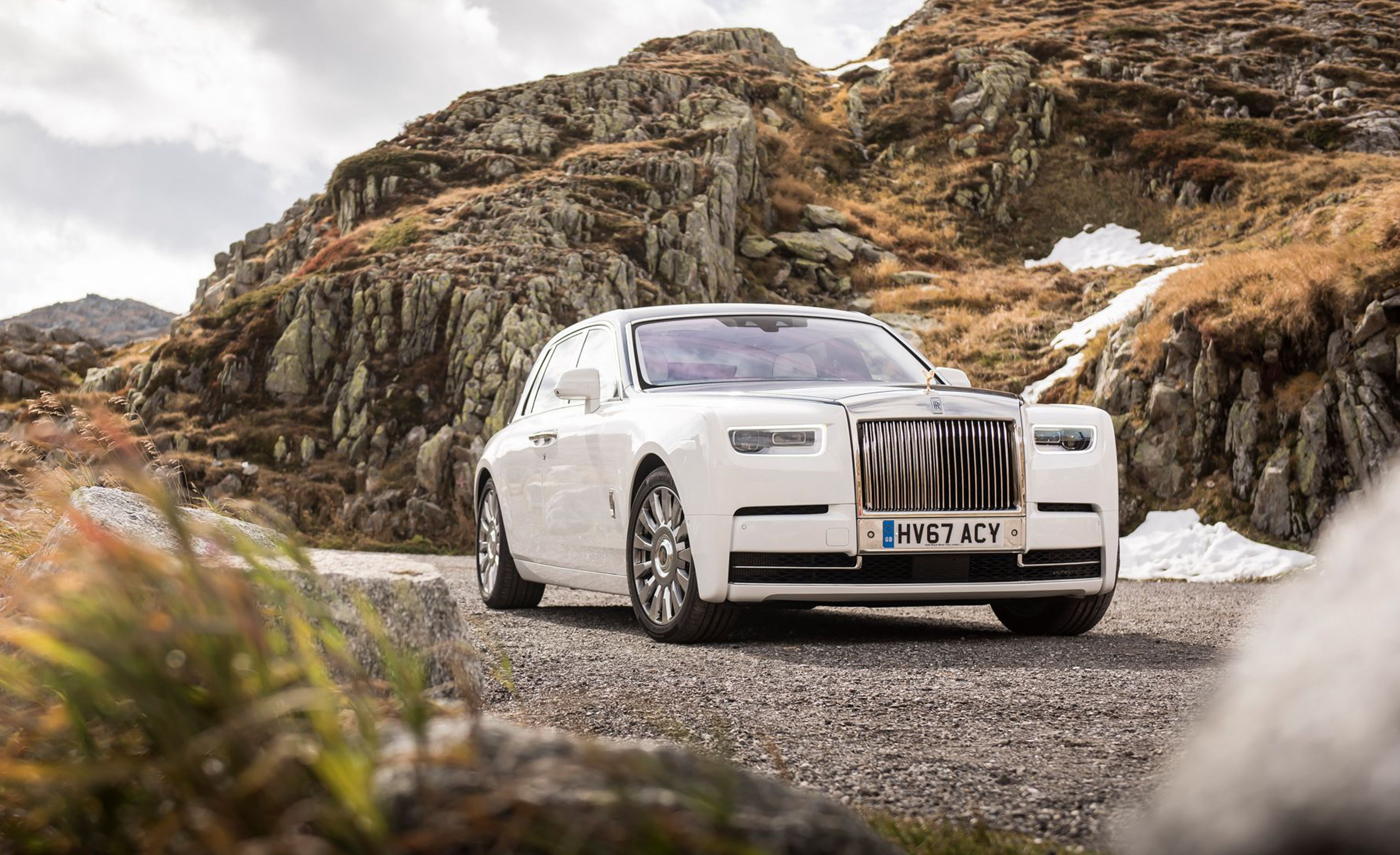2019 Rolls Royce Phantom Reviews Rolls Royce Phantom