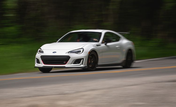 The 2018 Subaru BRZ tS Is the Best Yet