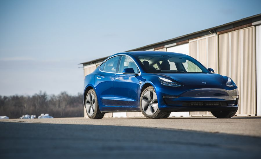 Is Tesla Struggling with Low Model 3 Take Rates?