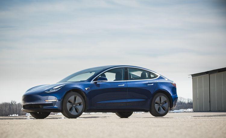 Whoa! Tesla CEO Promises Updates to Model 3 Braking System