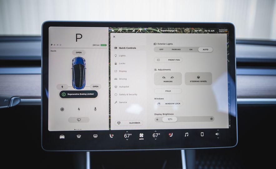 2018 Tesla Model 3 - Slide 37