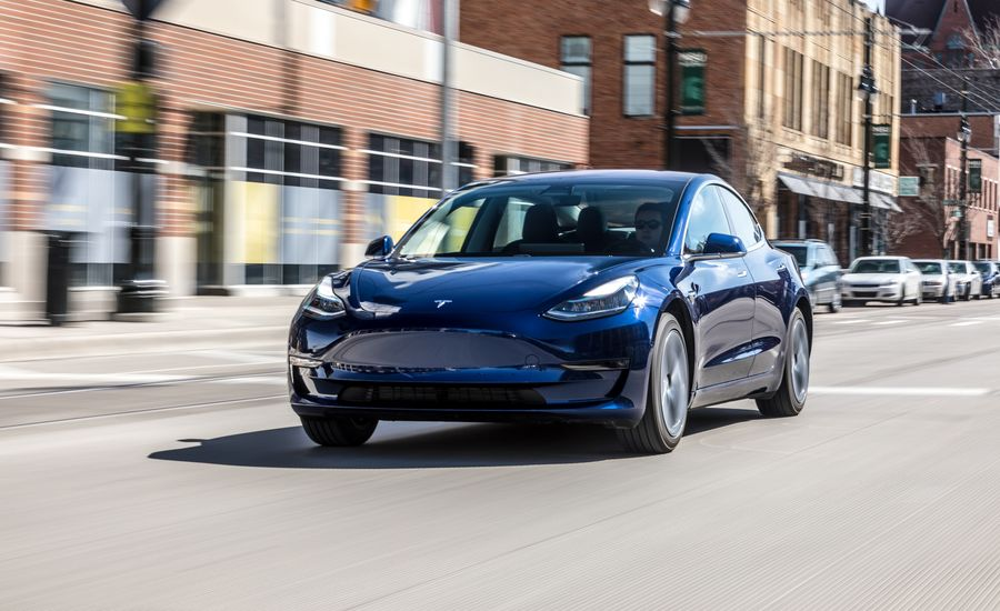 New Digs: Tesla Will Take Orders for Its Dual-Motor Model 3 Soon
