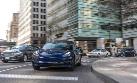 Tesla Model 3 Outselling Mercedes-Benz C-class and BMW 3-series in California