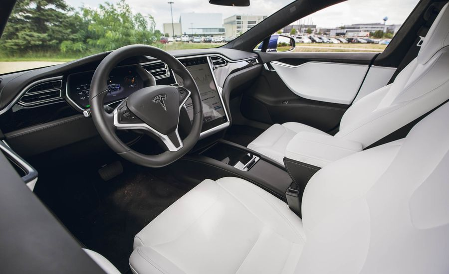 2018 Tesla Model S Review – Interior and Passenger Space
