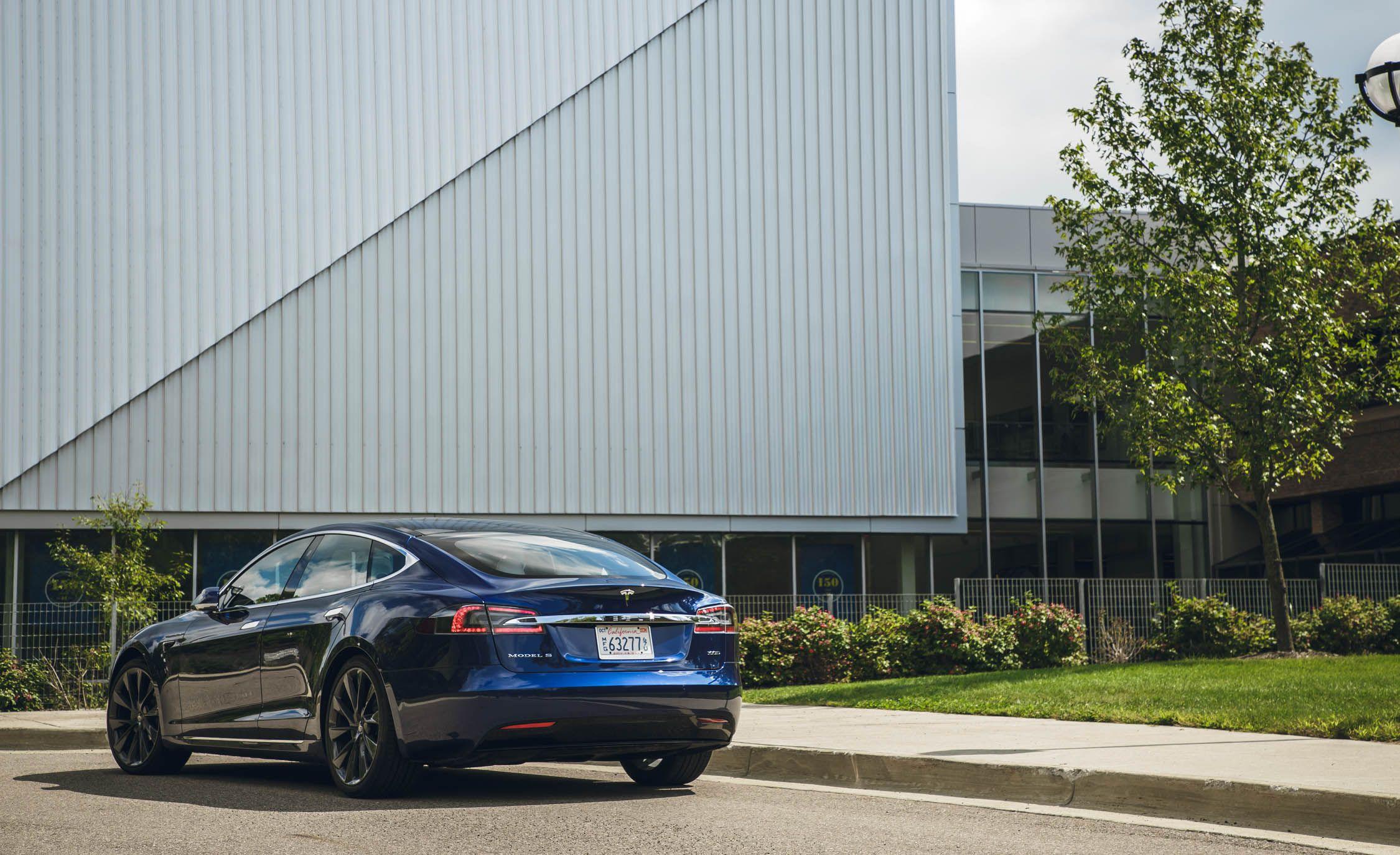 Tesla Model S Reviews Tesla Model S Price s and Specs