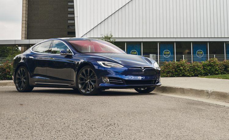 The 2018 Tesla Model S 100D Is the Longest-Range EV We've Ever Tested