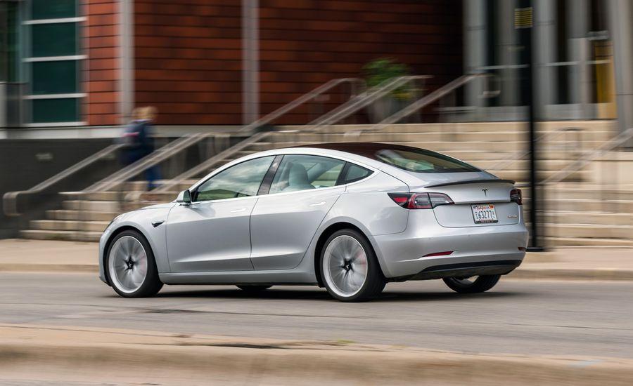 2018 Tesla Model 3 Performance Rules the Passing Lane