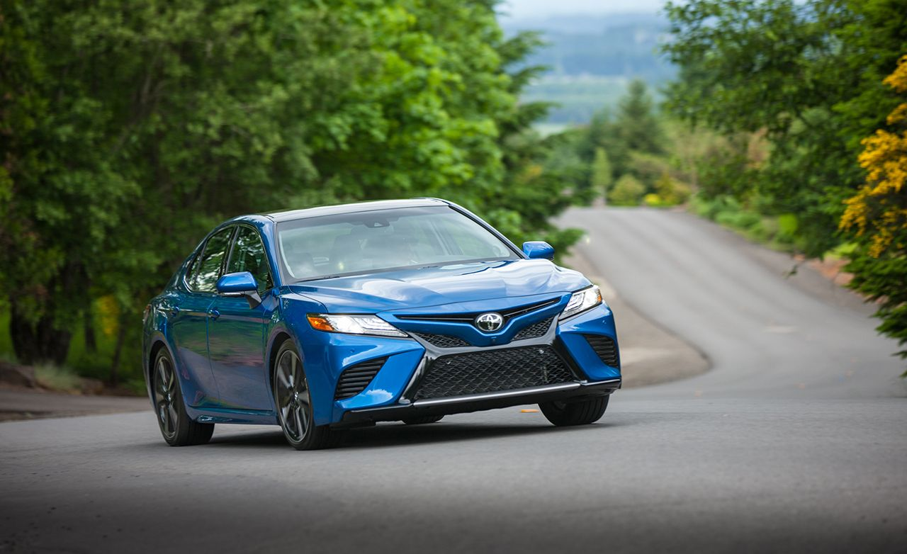 The Toyota Camry Is No Longer Automotive Wallpaper—Here Are 10 Reasons Why