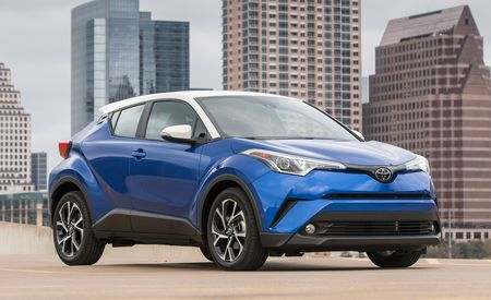 Toyota Recalls 700 2019 C-HR Crossovers for Risk of Wheels Detaching
