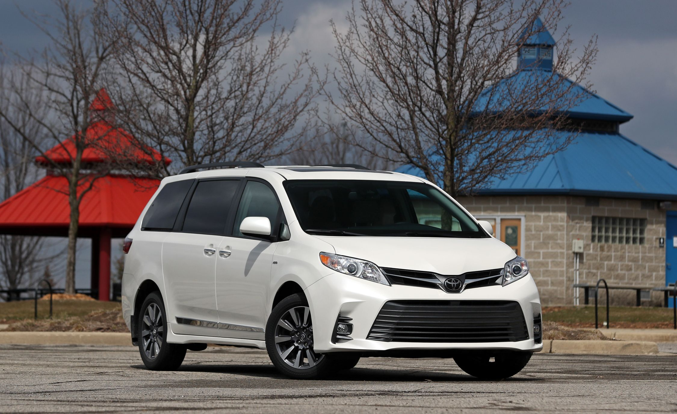 2020 Toyota Sienna Reviews Price Photos And Specs Car Driver