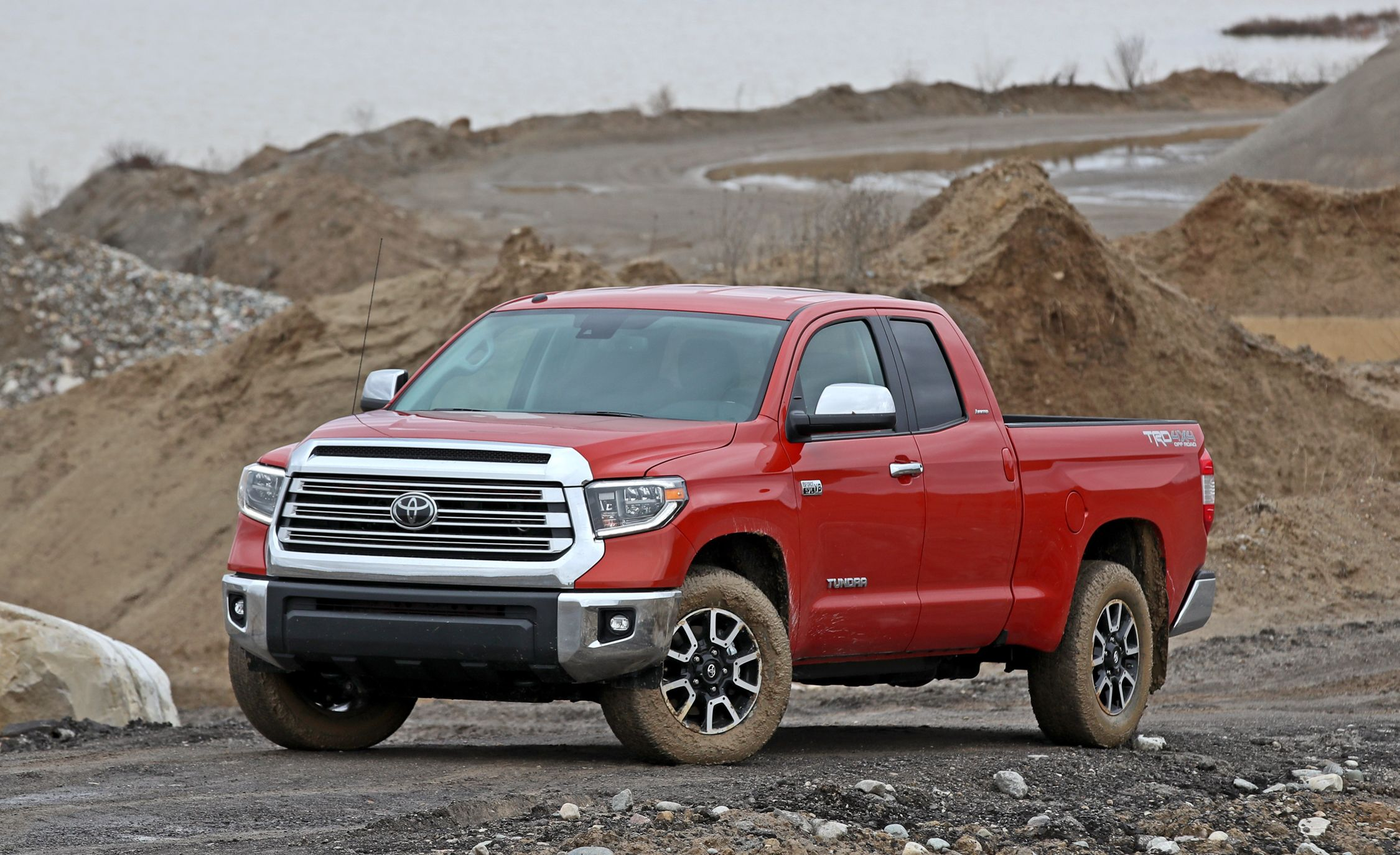 2019 Toyota Tundra Reviews Price Photos And Specs Car Driver