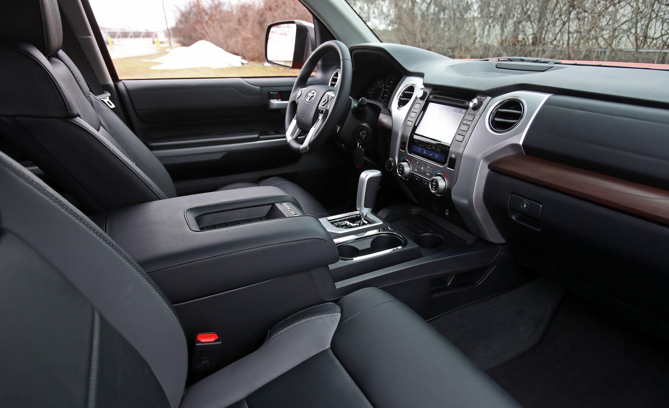 2019 Toyota Tundra Reviews Price Photos And Specs Car Driver