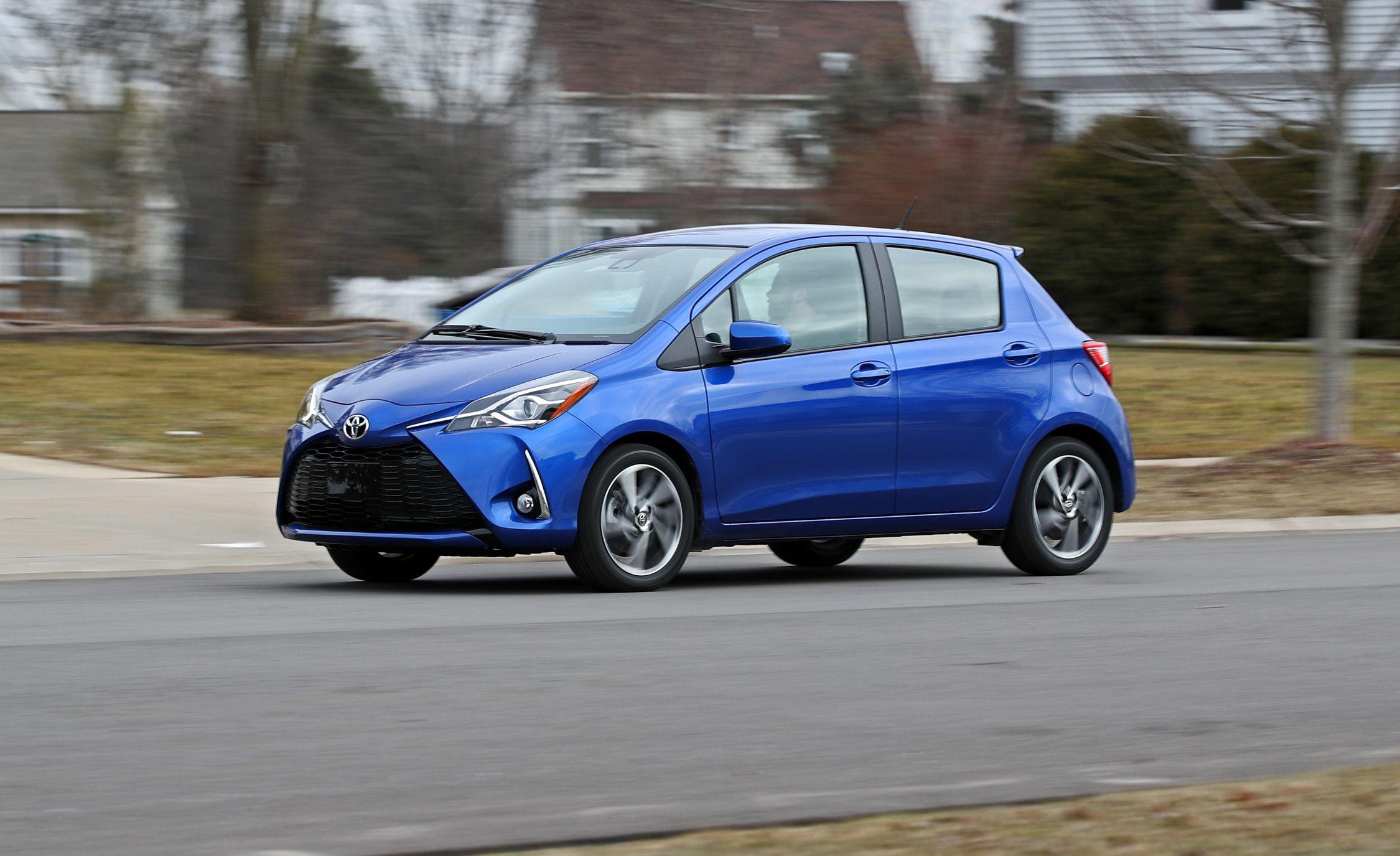 2019 Toyota Yaris Reviews Toyota Yaris Price Photos And Specs