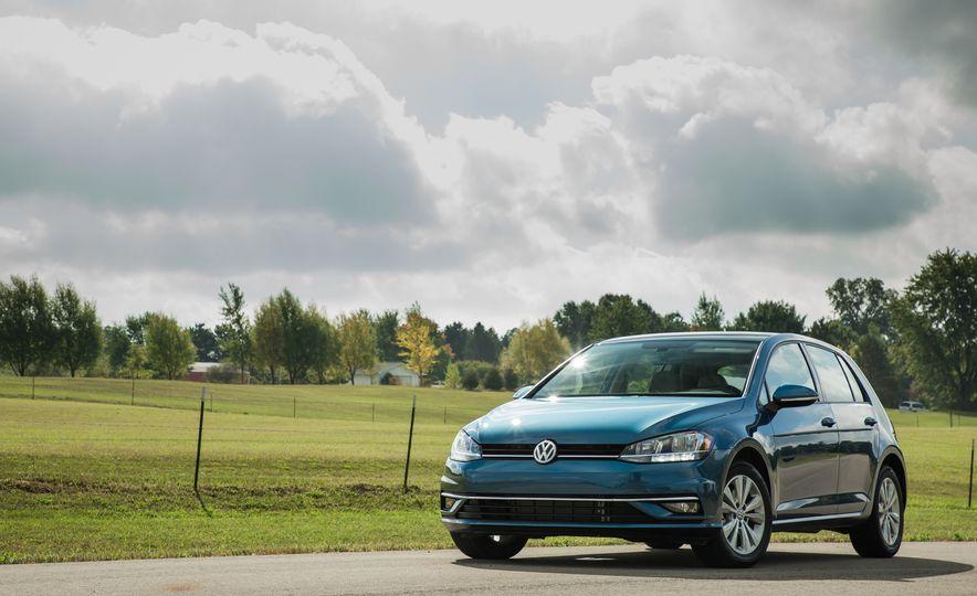 2018 Volkswagen Golf - Slide 12