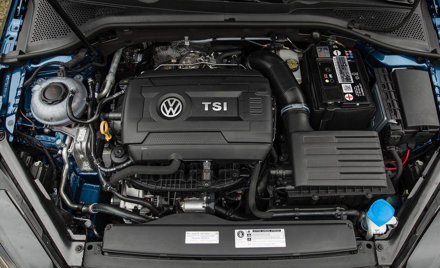 2018 Volkswagen Golf - Slide 58