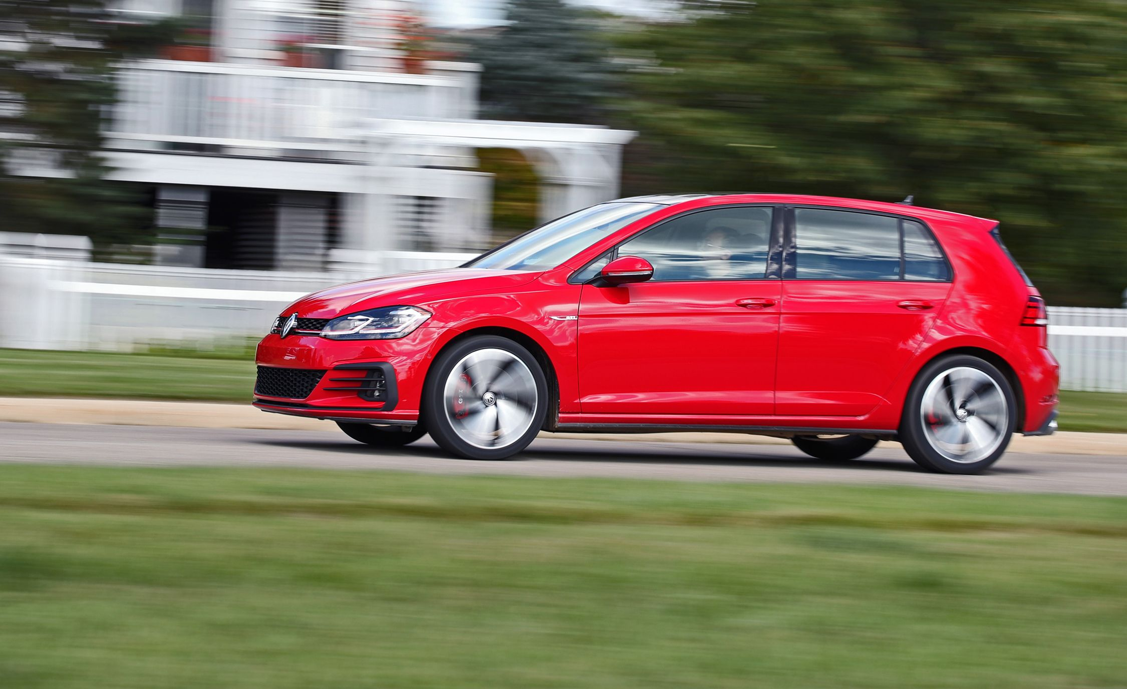 2018 volkswagen golf gti manual test review car and driver rh caranddriver com 2018 Volkswagen Golf GTI 2006 Volkswagen Golf GTI