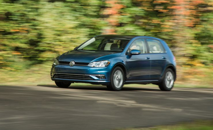 2018 Volkswagen Golf Automatic