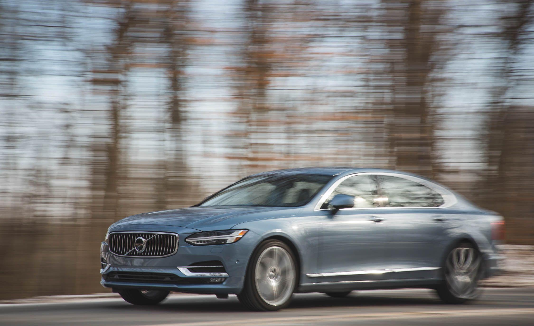 2019 Volvo S90 Reviews Volvo S90 Price Photos And Specs Car