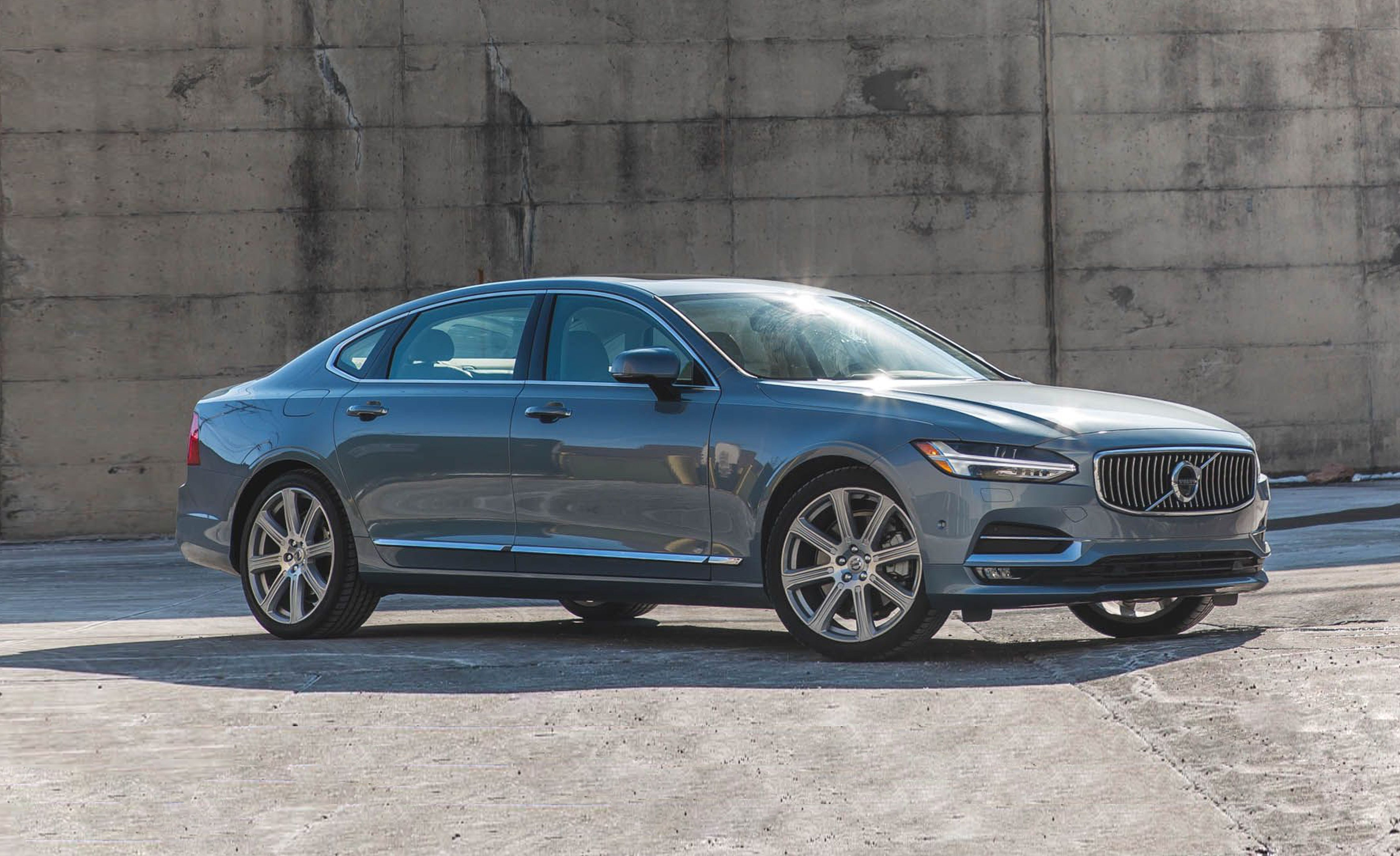 2019 Volvo S90 Reviews Price Photos And Specs Car Driver