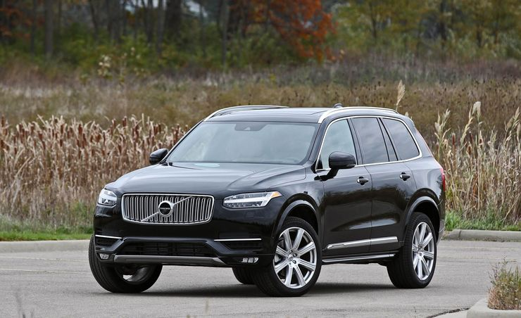 Next-Gen Volvo XC90 to Offer Level 4 Autonomy (and It'll Be Built in America)