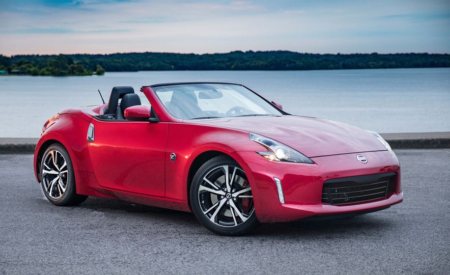 Droptop Roundup: Every Convertible Currently on Sale in the U.S. in 2018 - Slide 32