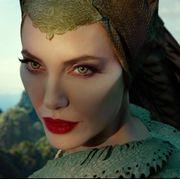 Maleficent- Angelina Jolie