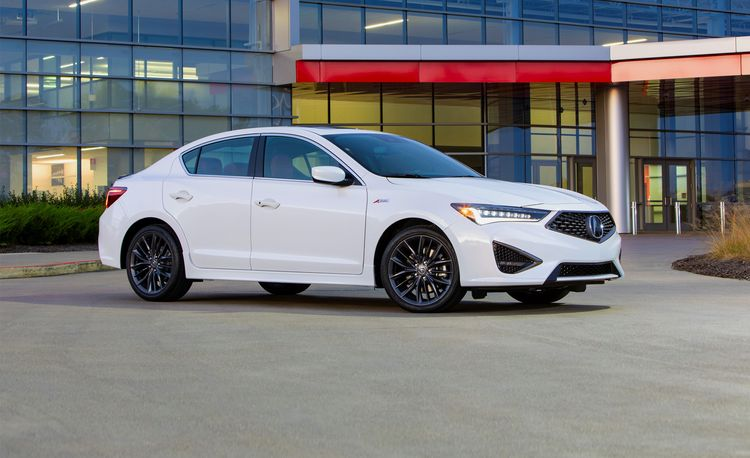 The 2019 Acura ILX A-Spec Is More Compelling but Not Sportier
