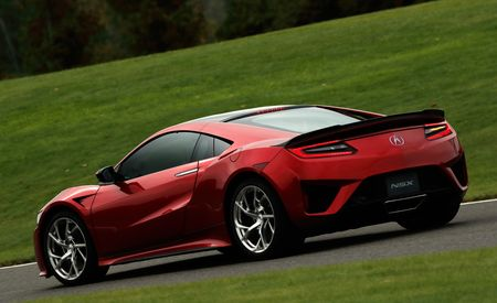 Detailed Photos From Our Drive of the 2019 Acura NSX