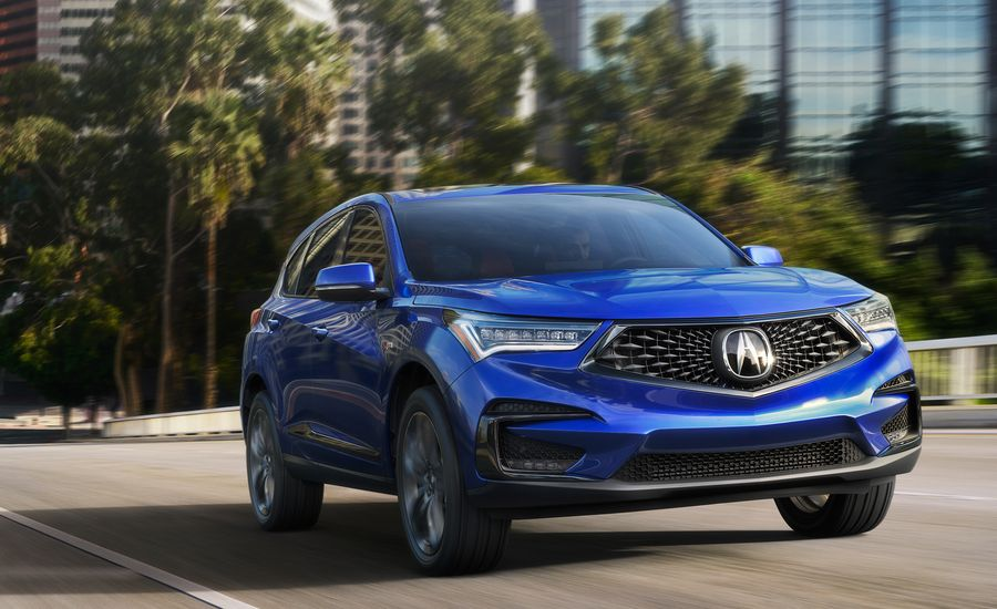 Acura RDX Priced From News Car And Driver - Acura suv price