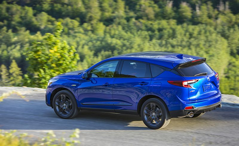 2019 Acura Rdx Reviews Acura Rdx Price Photos And Specs Car