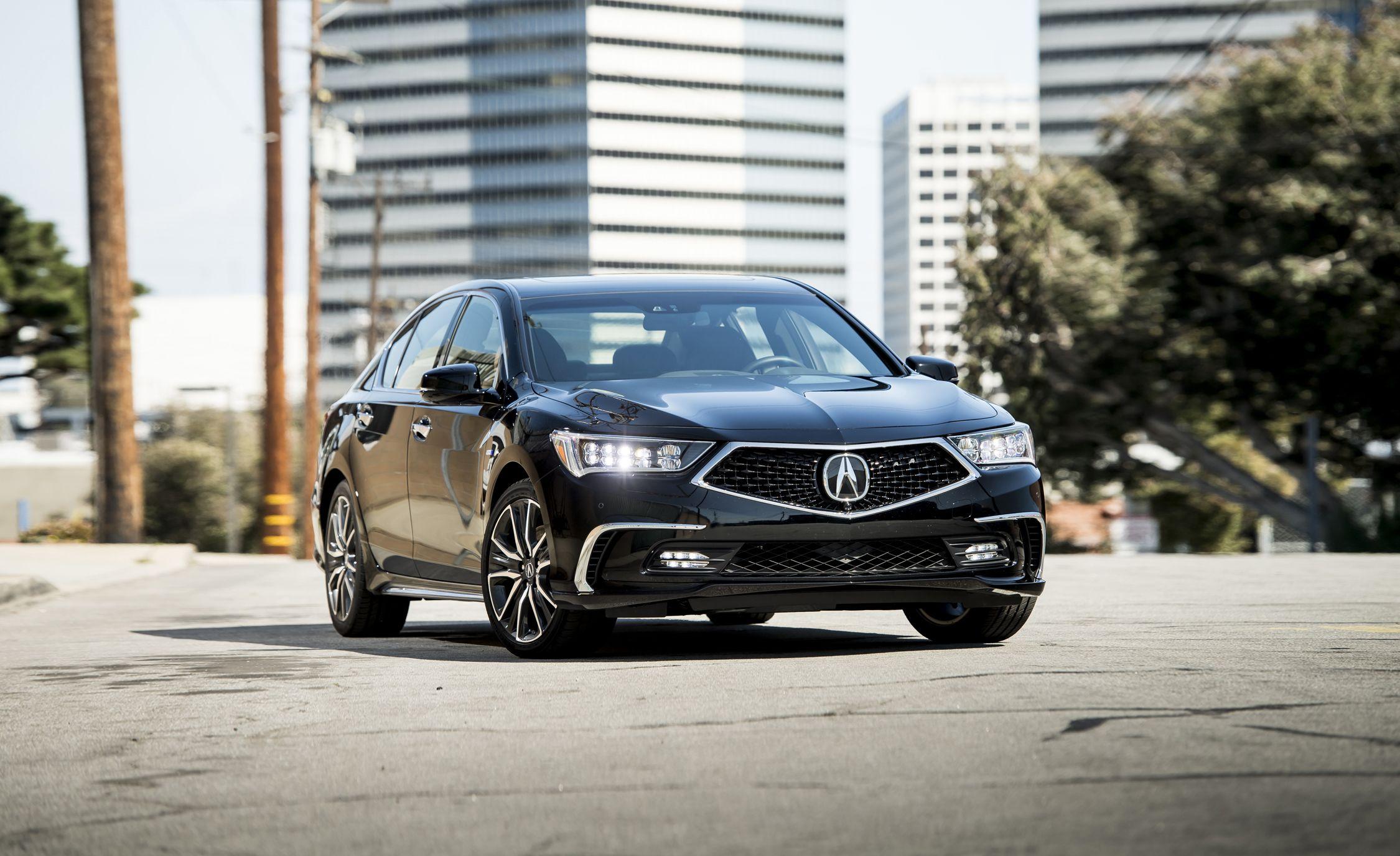 Acura RLX Price, Photos, And