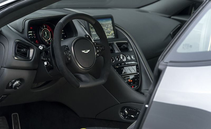 2019 Aston Martin Db11 Amr Blends Style And Speed Review Car And