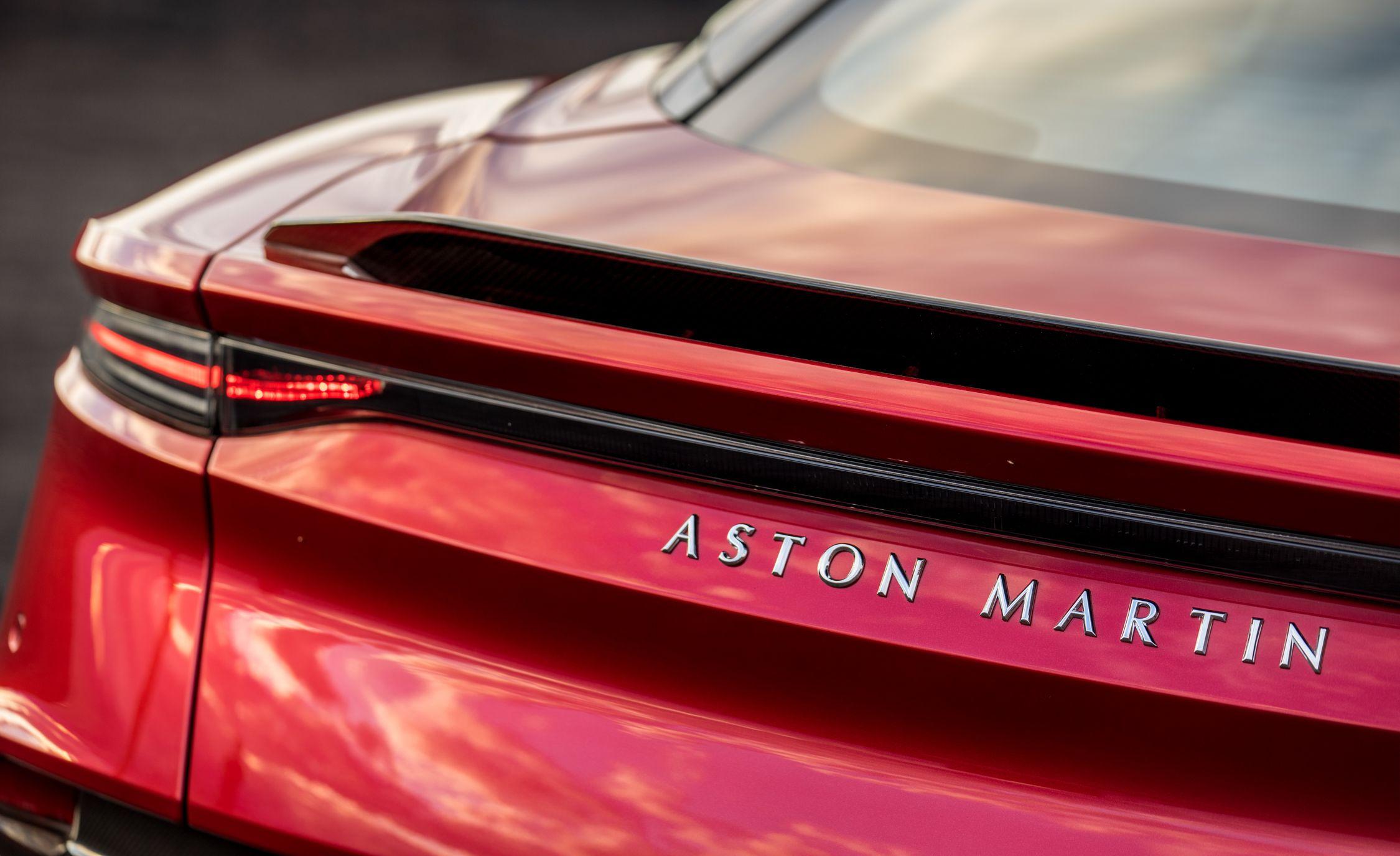 2019 Aston Martin Dbs Superleggera Reviews Aston Martin Dbs